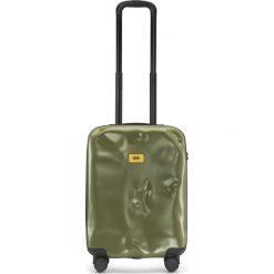 Walizka Icon kabinowa matowa oliwkowa. Szare walizki marki Crash Baggage, z materiału. Za 880,00 zł.