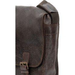 CASPER Skórzana Torba brązowa DAAG. Brązowe torby na laptopa marki daag, w paski, ze skóry, duże. Za 369,00 zł.