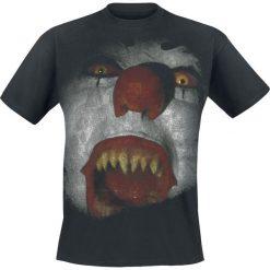 TO Pennywise T-Shirt czarny. Niebieskie t-shirty męskie z nadrukiem marki Reserved, l, z okrągłym kołnierzem. Za 62,90 zł.