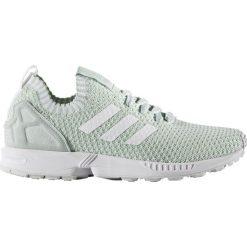 """Buty adidas ZX Flux Primeknit Women """"Vapour Green"""" (S81899). Czarne buty sportowe damskie adidas zx flux marki Adidas, z kauczuku. Za 199,99 zł."""