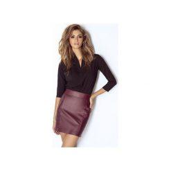 Spódnica Aurora. Czerwone spódniczki ołówkowe Wow fashion, w paski. Za 99,00 zł.