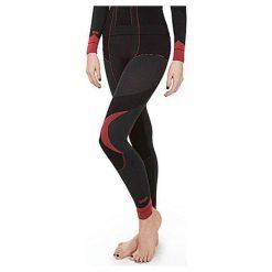 Spodnie dresowe damskie: GATTA Spodnie damskie Thermo Julita Black Grey-Red r. M