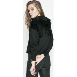 Noisy May - Bluza Aiden. Szare bluzy z kapturem damskie marki Noisy May, l, z bawełny. W wyprzedaży za 49,90 zł.