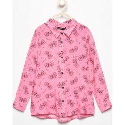 Odzież dziecięca: Koszula z nadrukiem rowerów - Różowy