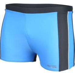 Bermudy męskie: Aqua-Speed Szorty Męskie Niebiesko - Szare r. 2XL