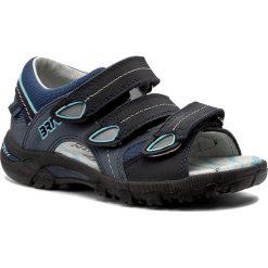 Sandały BARTEK - 16106-430 Niebieski. Niebieskie sandały męskie skórzane Bartek. W wyprzedaży za 129,00 zł.