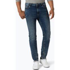 Review - Jeansy męskie – Jeremy, niebieski. Niebieskie jeansy męskie marki Review. Za 129,95 zł.