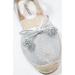 Tomsy damskie: Lazamani Espadryle silver