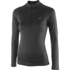 Bluzy rozpinane damskie: bluza do biegania damska ASICS ESSENTIALS WINTER 1/2 ZIP / 134109-0904 - ASICS ESSENTIALS WINTER 1/2 ZIP