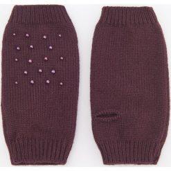 Rękawiczki bez palców - Fioletowy. Fioletowe rękawiczki damskie Reserved. Za 29,99 zł.