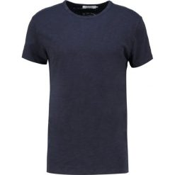 T-shirty męskie: Samsøe & Samsøe LASSEN  Tshirt basic total eclipse