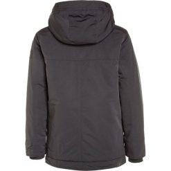 Abercrombie & Fitch CORE Płaszcz zimowy grey. Niebieskie kurtki chłopięce zimowe marki Abercrombie & Fitch. W wyprzedaży za 471,20 zł.