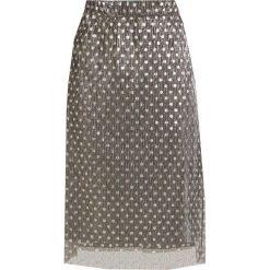 Spódniczki trapezowe: Kaffe KARLA  Spódnica trapezowa gold