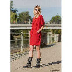 Sukienki balowe: Sukienka damska CAPRI LOOK czerwona