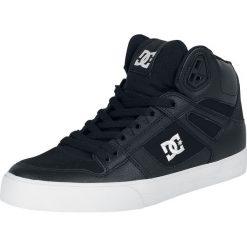 Buty skate męskie: DC Shoes Pure High Top Buty sportowe czarny/biały