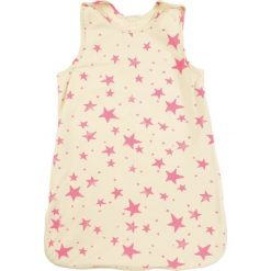 Bielizna dziewczęca: Noé & Zoë SMALL Śpiworek dla dzieci neon pink stars