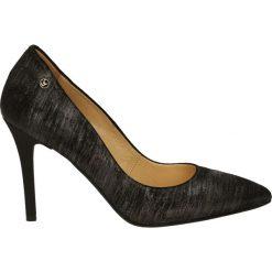 Czółenka - 1425 419 MULT. Brązowe buty ślubne damskie Venezia, ze skóry. Za 169,00 zł.