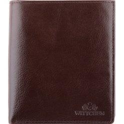 Portfel 21-1-139-4. Brązowe portfele męskie Wittchen. Za 399,00 zł.