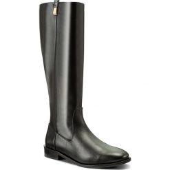 Oficerki PATRIZIA PEPE - 2V7238/A702-K103 Nero. Czarne buty zimowe damskie marki Patrizia Pepe, ze skóry. W wyprzedaży za 969,00 zł.
