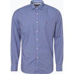 Tommy Hilfiger - Koszula męska łatwa w prasowaniu, czerwony. Szare koszule męskie non-iron marki TOMMY HILFIGER, z bawełny. Za 279,95 zł.