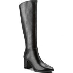 Buty zimowe damskie: Kozaki CAPRICE - 9-25517-29 Black Nappa 022
