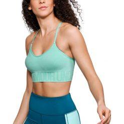 Odzież sportowa damska: Under Armour Biustonosz sportowy Seamless Ombre Novelt miętowy r. XS (1282916-425)