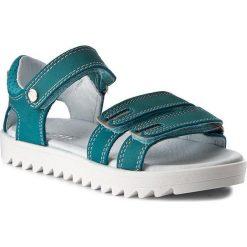 Sandały dziewczęce: Sandały BARTEK – 16178-1BK Zielony