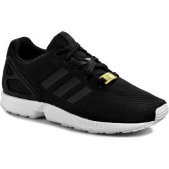Buciki niemowlęce chłopięce: Adidas Buty dziecięce ZX Flux K czarne r. 36 (M21294)