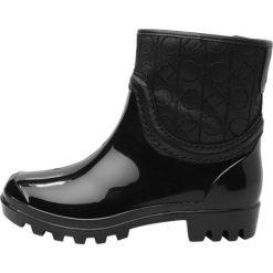 Buty zimowe damskie: Calvin Klein WARSAW Botki black