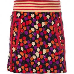 """Spódnica """"Red Balloon"""" w kolorze czarnym ze wzorem. Czarne spódniczki dziewczęce marki 4FunkyFlavours Kids, mini. W wyprzedaży za 82,95 zł."""