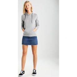 Bluzy rozpinane damskie: Vero Moda VMGINA HOODIE Bluza z kapturem light grey melange