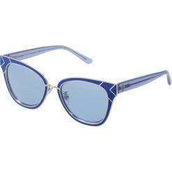Tory Burch Okulary przeciwsłoneczne blue/shiny silvercoloured. Niebieskie okulary przeciwsłoneczne damskie aviatory Tory Burch. Za 839,00 zł.