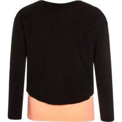 S.Oliver RED LABEL 2IN1 Bluzka z długim rękawem black. Czarne bluzki dziewczęce bawełniane marki s.Oliver RED LABEL, z długim rękawem. Za 129,00 zł.