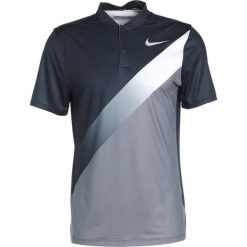 Koszulki sportowe męskie: Nike Golf DRY SLIM FIT Koszulka sportowa armory navy/cool grey/white