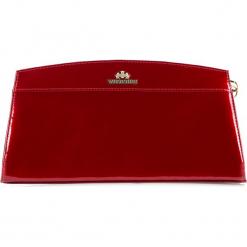 Torebka damska 25-4-516-3. Czerwone torebki klasyczne damskie Wittchen, w paski. Za 599,00 zł.