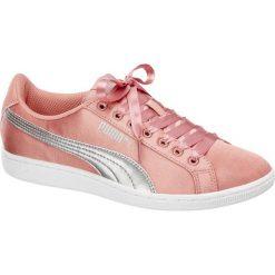 Buty sportowe damskie: buty damskie Puma Vikky Ep Puma różowe
