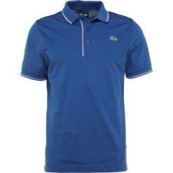 Lacoste Sport RYDER CUP Koszulka polo blue/white. Niebieskie koszulki polo Lacoste Sport, l, z bawełny. Za 349,00 zł.