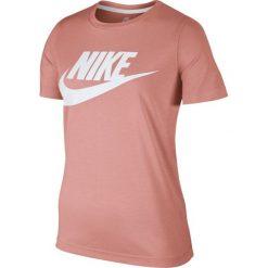 Koszulka Nike Wmns NSW Essential Top Hbr (829747-685). Czarne bluzki damskie marki Nike, xs, z bawełny. Za 139,99 zł.