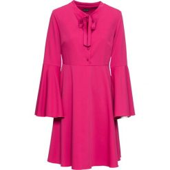 Sukienki: Sukienka bonprix różowy