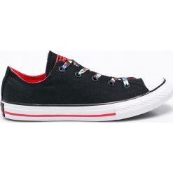 Converse - Tenisówki dziecięce. Szare buty sportowe chłopięce Converse, z materiału, na sznurówki. W wyprzedaży za 159,90 zł.