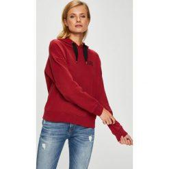 Lee - Bluza. Szare bluzy z kapturem damskie Lee, l, z bawełny. Za 259,90 zł.