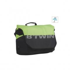 Torba Office 900 B'twin. Żółte torebki klasyczne damskie B'TWIN, z materiału. Za 119,99 zł.