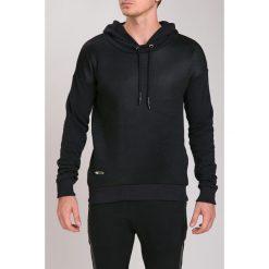 Czarna Bluza M2040. Czarne bluzy męskie marki Fasardi, m, z dresówki. Za 89,25 zł.