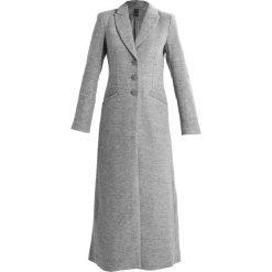 Odzież damska: Armani Exchange Płaszcz wełniany /Płaszcz klasyczny light smoke
