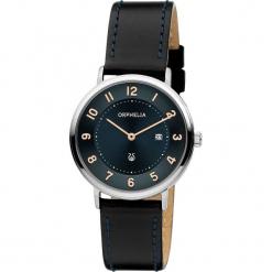 Zegarek kwarcowy w kolorze czarno-srebrno-niebieskim. Czarne, analogowe zegarki damskie Esprit Watches, ze stali. W wyprzedaży za 204,95 zł.