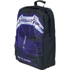 Plecaki męskie: Metallica Ride The Lighting Plecak czarny