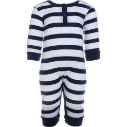 Bielizna chłopięca: Joha JUMPSUIT BABY Piżama marine stripe