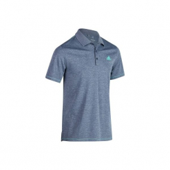 Koszulka polo do golfa Adidas męska. Szare koszulki polo Adidas, m. Za 139,99 zł.
