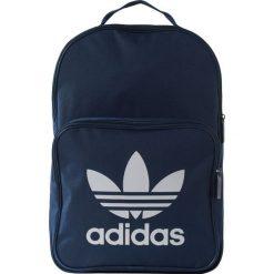 Plecak BP CLAS TREFOIL. Niebieskie plecaki męskie adidas Originals, w paski, z materiału. Za 146,96 zł.