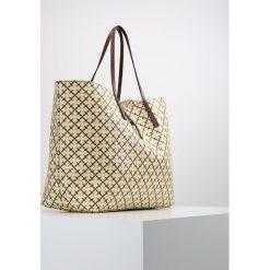 Shopper bag damskie: By Malene Birger GRINOLAS Torba na zakupy soft white